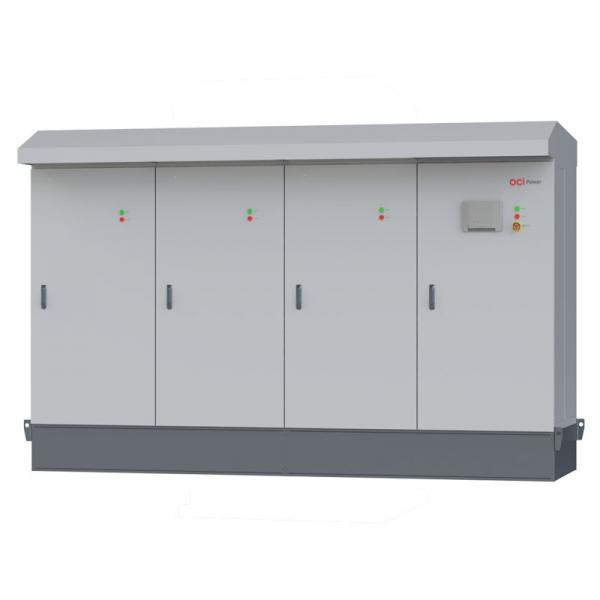 3MW급 인버터 옥외형 (1500V)