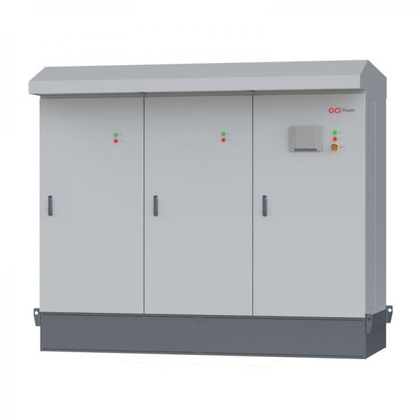 2.5MW급 인버터 옥외형 (1500V)